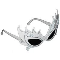 Pandoli Beyaz Renk Taşlı Parti Gözlük