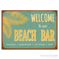 Dolce Home Retro Beach Bar Tablo 17