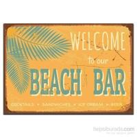 Dolce Home Retro Beach Bar Tablo 4