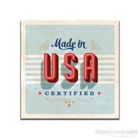 Dolce Home Retro Made in USA Tablo 40