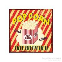 Dolce Home Retro Popcorn Tablo 43