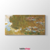 Tabloshop Claude Monet - The Water Lily Pond Tablosu