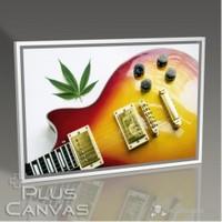 Pluscanvas - Electric Guitar Tablo