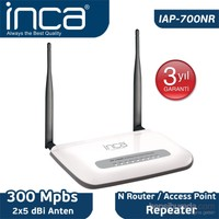 Inca IAP-700NR 300 Mbps N Router / Access Point / Repeater