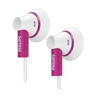 Philips SHE3000PK/10 Kulakiçi Kulaklık - Pembe