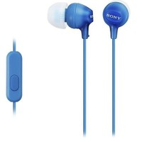Sony MDR-EX15APL Kulakiçi Mavi Kulaklık