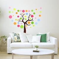 I Love My Wall Modern (Mdn-160)Sticker(Baykuş Sticker Hediye!)