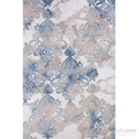 Bahariye Softclass Almina Gl 4323 Mavi Halı 100x200 cm