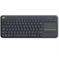 Logitech Wireless Touch K400 Plus Siyah Klavye (920-007149)