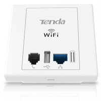 Tenda W312A Kablosuz N300 Priz Tipi Access Point