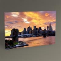 Tablo 360 New York Sunset Tablo 45X30