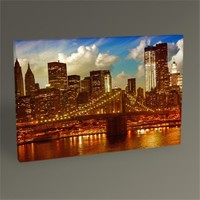 Tablo 360 New York Night Tablo 45X30