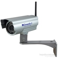 GreenTech GT-IP55HD Outdoor Wireless-N Kablosuz IP-HD Kamera