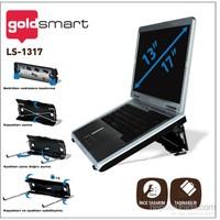 "Goldmaster Goldsmart LS-1317 13""-17"" Notebook Stand"