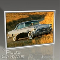Pluscanvas - 1955 Buick Roadmaster Tablo