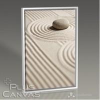 Pluscanvas - Pebble On Sand I Tablo