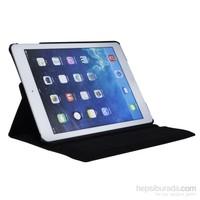 Classone Mila iPad Air Dönerli Stand Siyah Tablet Kılıfı
