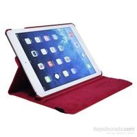 Classone Mila iPad Air Dönerli Stand Kırmızı Tablet Kılıfı