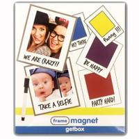 Getbox Manyetik Resim Çerçeveleri - Frame Magnets