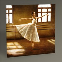 Tablo 360 Ballet Dancer Tablo 30X30