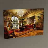 Tablo 360 Grand Salon Tablo 45X30