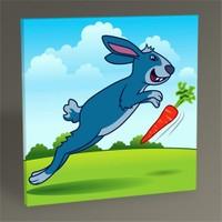 Tablo 360 Tavşan Tablo 30X30