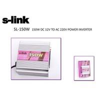 S-Link Sl-150W 150W Çakmaktan Power Inverter