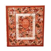 500'Lük Fotoğraf Albümü (Kutulu)-Kırmızı