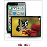 I-Techgear iPad Mini 1/2/3 - 3D Hologramlı Kelebek Arka Kapak (ITG-MN-048)