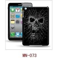 I-Techgear iPad Mini 1/2/3 - 3D Hologramlı Kafatası Arka Kapak (ITG-MN-073)