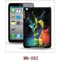 I-Techgear iPad Mini 1/2/3 - 3D Hologramlı Boyalar Arka Kapak (ITG-MN-082)