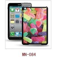 I-Techgear iPad Mini 1/2/3 - 3D Hologramlı Şekerler Arka Kapak (ITG-MN-084)