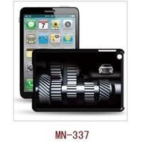 I-Techgear iPad Mini 1/2/3 - 3D Hologramlı Çarklı Araba Arka Kapak (ITG-MN-337)