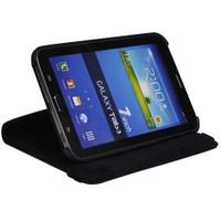 Classone Mila Samsung Tab4 T230 Siyah Tablet Kılıfı