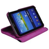 Classone Mila Samsung Tab4 T230 Pembe Tablet Kılıfı