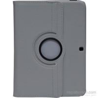 Classone Mila Samsung Tab4 T530 Beyaz Tablet Kılıfı