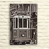 Fotocron Taksim Tren -3 Tablo 24X34 Cm