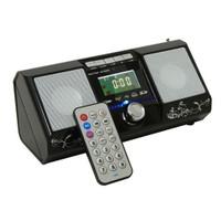 Mikado MD-805FM Siyah Usb+SD+Fm LCD Ekran Müzik Kutusu