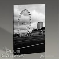 Pluscanvas - Kerem Soyoz - London Eye Tablo