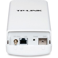 TP-LINK TL-WA7510N 150 Mbps N 5GHz Kablosuz 15dBi Çift Polarize Anten AP Client Router/AP Router/Bridge/Repeater/Client Pasif PoE Desteği Su Geçirmez Dış Mekan Access Point