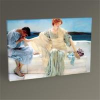 Tablo 360 Sir Lawrence Alma Tadema -Ask Me No More Tablo 45X30
