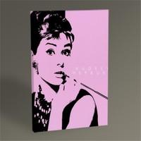 Tablo 360 Audrey Hepburn Pop Art Tablo 45X30