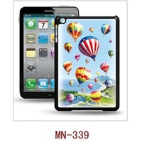I-Techgear iPad Mini 1/2/3 - 3D Hologramlı Balon Arka Kapak (ITG-MN-339)