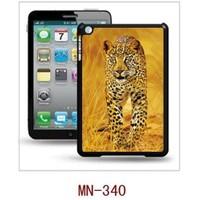 I-Techgear iPad Mini 1/2/3 - 3D Hologramlı Yürüyen Panter Arka Kapak (ITG-MN-340)