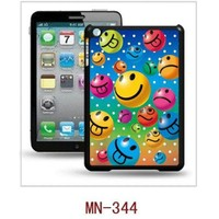 I-Techgear iPad Mini 1/2/3 - 3D Hologramlı Dişler Arka Kapak (ITG-MN-344)
