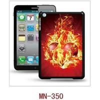 I-Techgear iPad Mini 1/2/3 - 3D Hologramlı Alevli Toplar Arka Kapak (ITG-MN-350)
