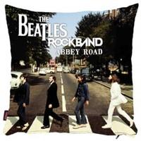 Bengü Accessories Beatles Grubudesenli Dekoratif Yastık 40X40 Cm