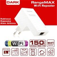 Dark 150Mbit Kurulumsuz AP/Repeater/Router 802.11n Kablosuz Menzil Genişletici (DK-NT-WRN150)