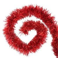 Pandoli 6 Cm Kırmızı Renkli Dekoratif Sim Süsü 2 Metre