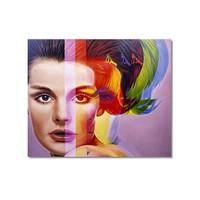 Tictac Gossip Girl Kanvas Tablo - 60X90 Cm